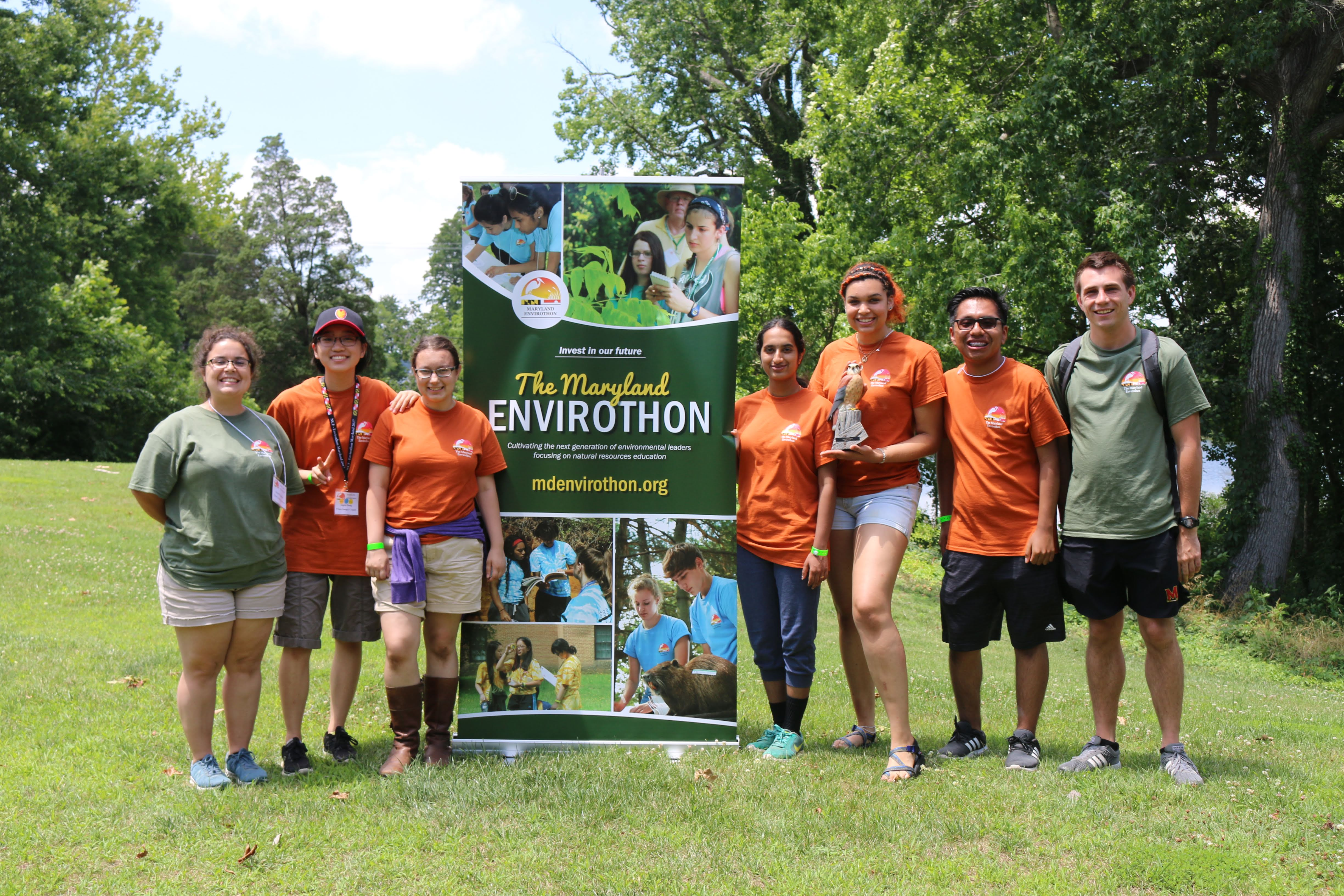 ERHS students take fifth place in state Envirothon