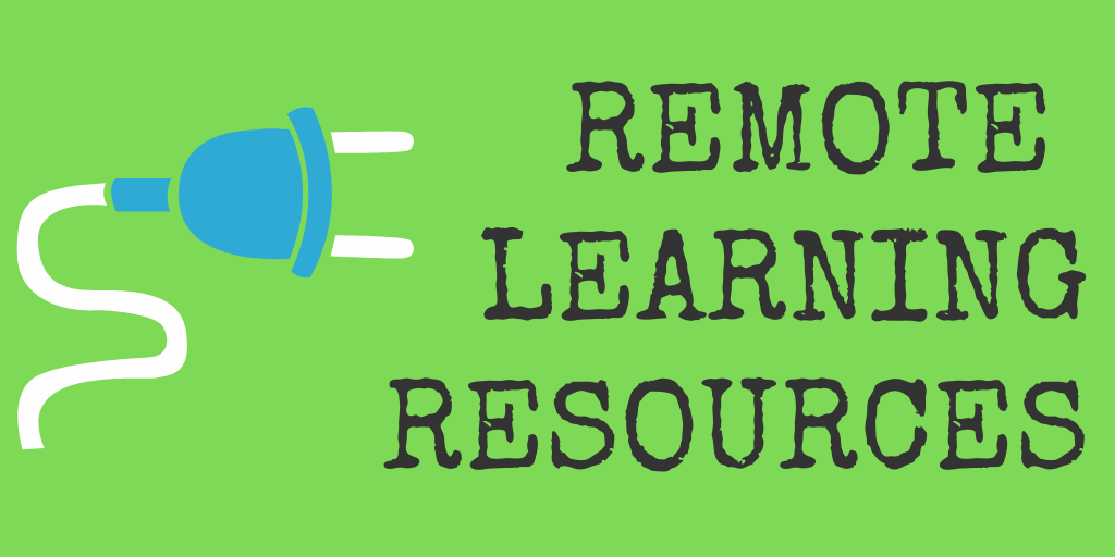 Remote learning resources during COVID closings